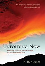 The Unfolding Now: Realizing Your True Nature through the Practice of Presence - A. H. Almaas - Diamond Approach
